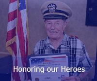 Honoring Nevada's Heroes